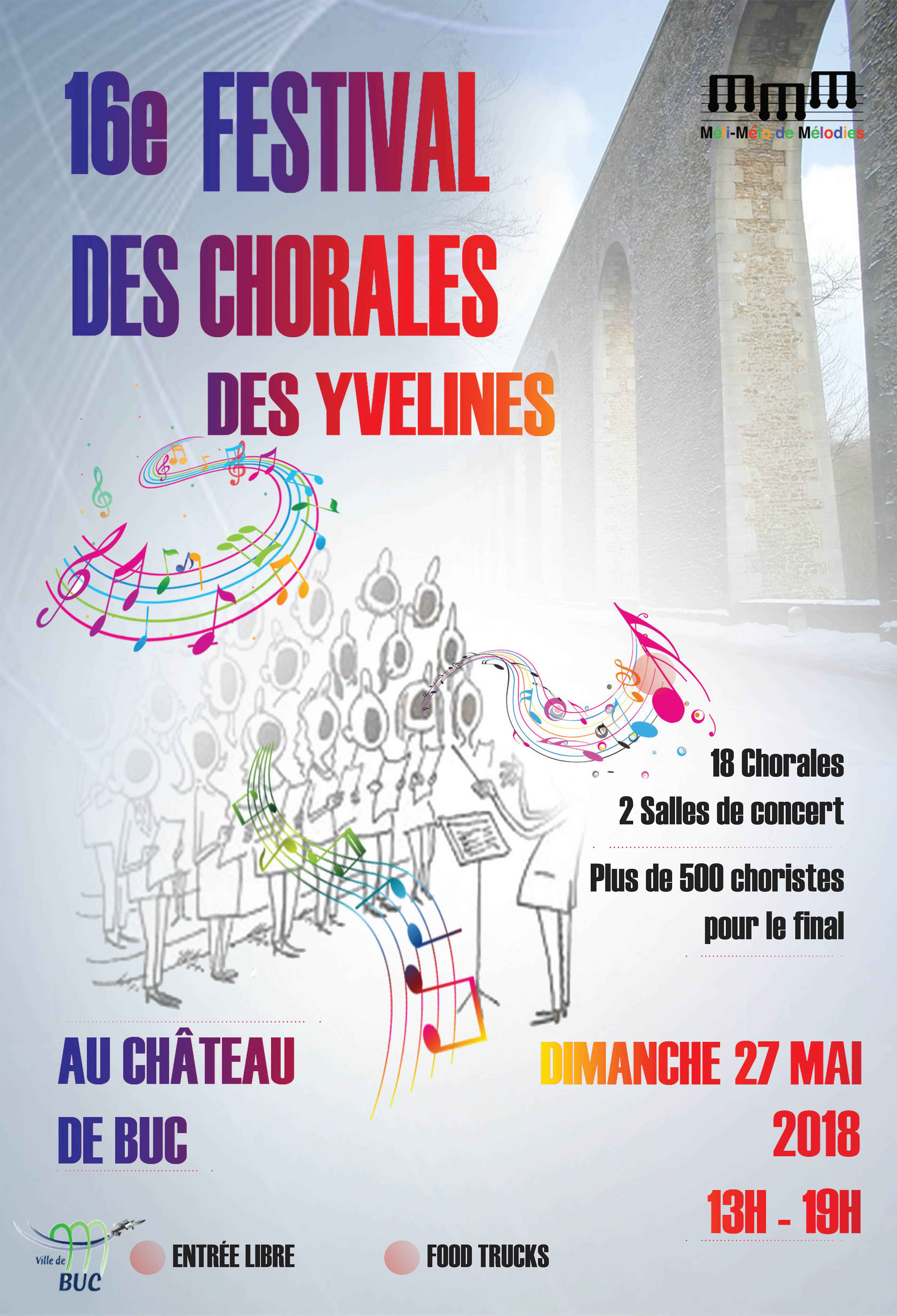 Festival Chorales melodie WEB